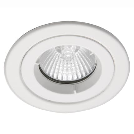 Icage Die Cast Fire Rated Downlight White Bondgate