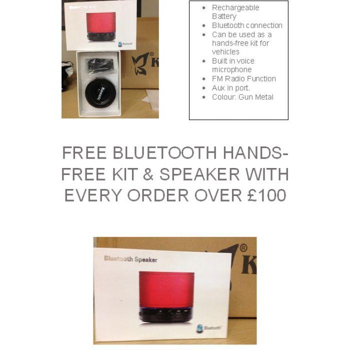 Bluetooth Speaker Giveaway